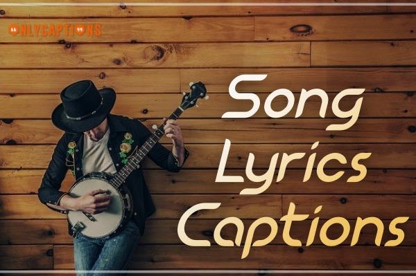 Song Lyrics Instagram Captions (2020)