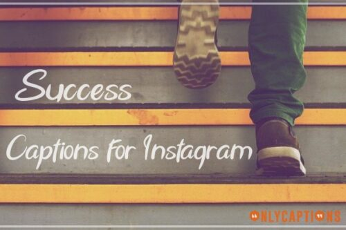 Success Captions for Instagram 2020